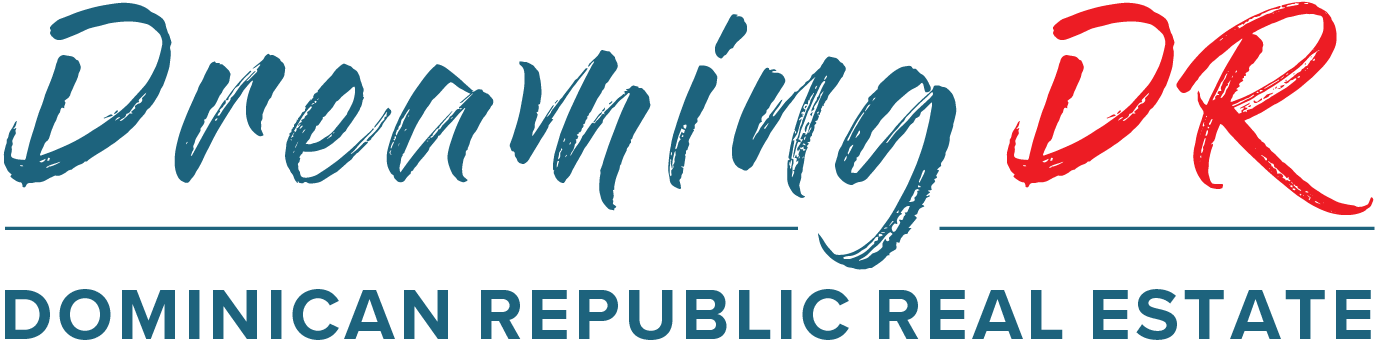 Logo: Dreaming DR Dominican Republic Real Estate
