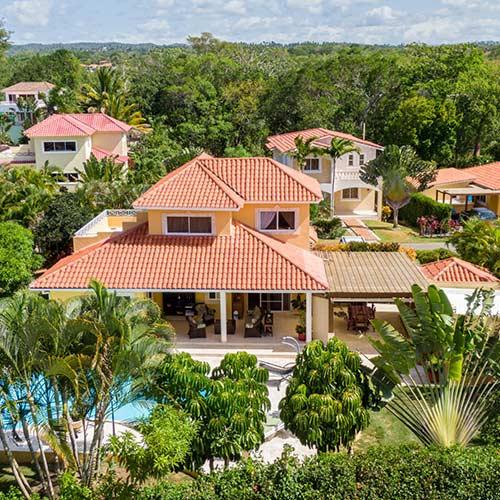 Casa Linda villa for sale in DR