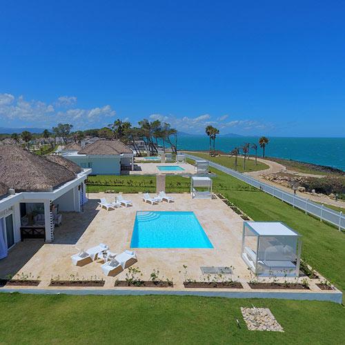 Ocean Village Deluxe luxury villas on North Coast