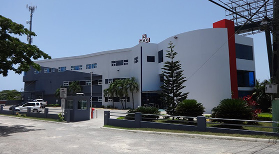 Exterior of Centro Medico