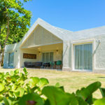 Green One villa exterior