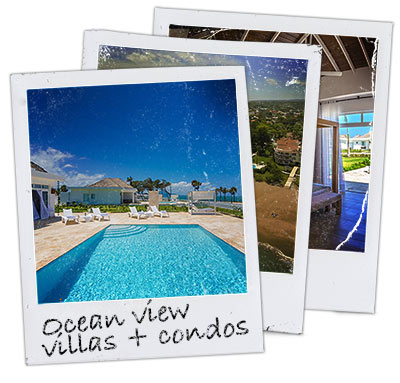 Polaroids of villas for retirees