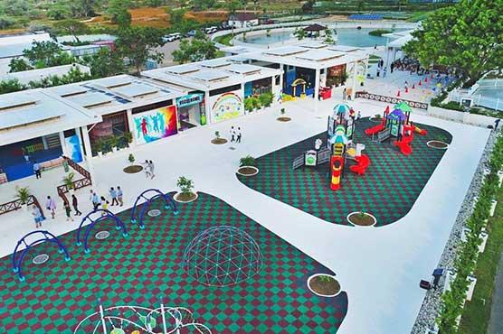activity fun park for children at Sosua Ocean Village