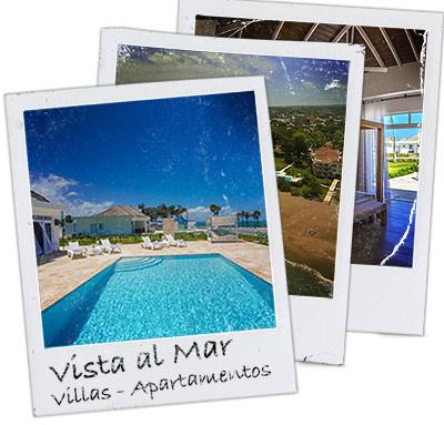 Polaroid photos villas