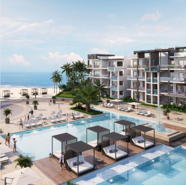 Ocean Bay luxury Condos in Punta Cana for Sale