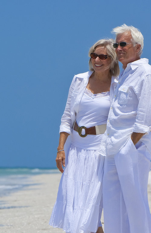Retired couple enjoying life in Dominican Republic