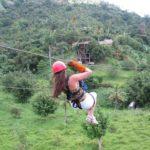 Bavaro zipline excursion