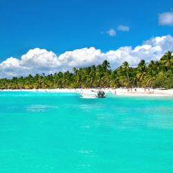 Punta Cana's turquoise seas